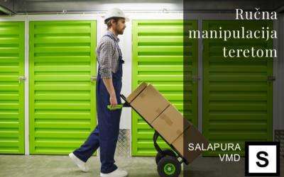 Ručna manipulacija teretom – opasni manuelni radni zadaci